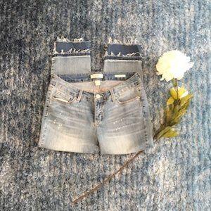 Vintage America Blues Crop Jeans
